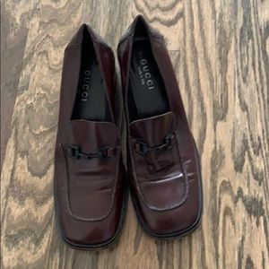 Vintage Gucci Loafers (90's)
